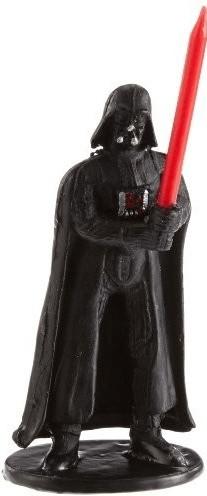 Dekoback Darth Vader Kuchenkerze