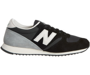 new balance u420 chaussures coloris noir gris