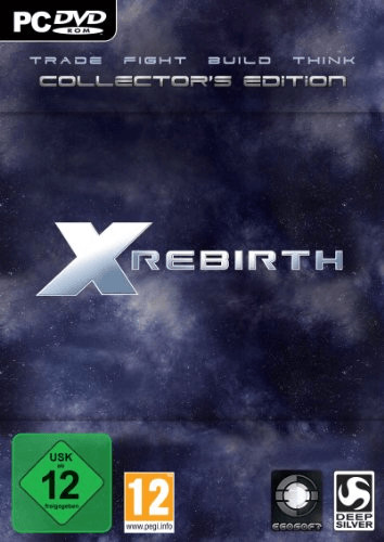 X Rebirth: Collector´s Edition (PC)