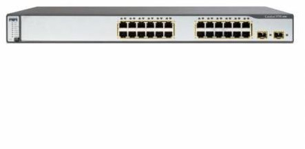 *Cisco Systems Catalyst 3750G-24PS-E*