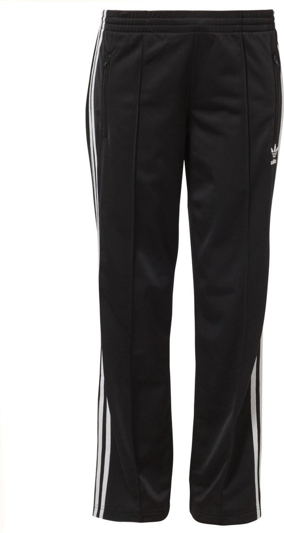 Image of Adidas pantaloni allenamento Firebird donna (nero/bianco)