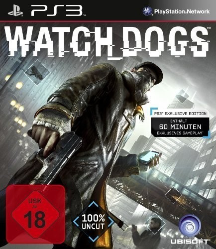 Watch Dogs: Exklusive Edition (PS3)