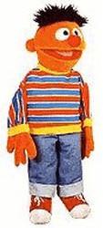 Living Puppets Ernie groß 65 cm