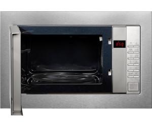 PKM Einbau Mikrowelle mit Grill 1000W 20 Liter Edelstahl für