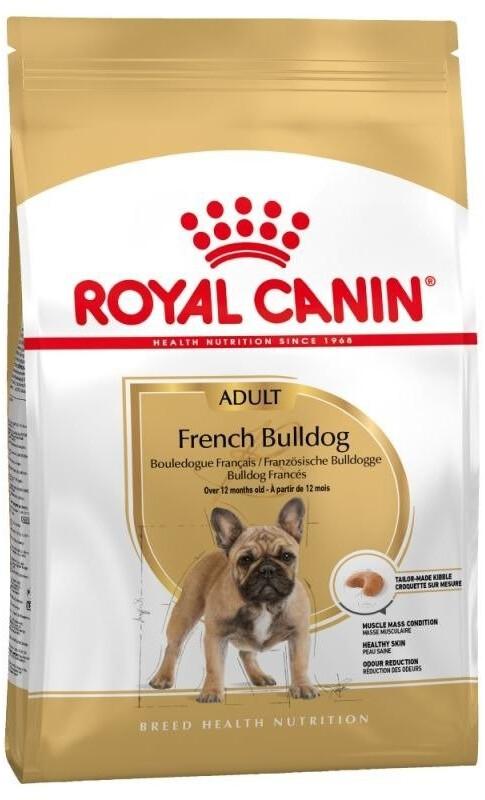 Image of Royal Canin French Bulldog 26 Adult (10 kg)