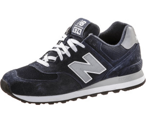 new balance 574 negras y marrones
