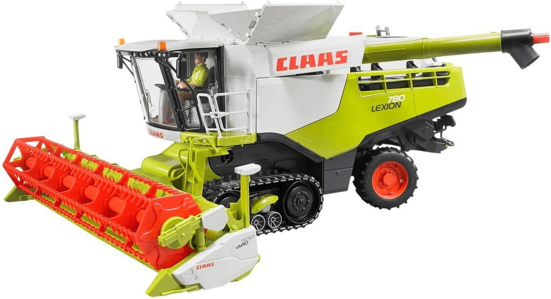Bruder Claas Lexion 780 Terra Trac Mähdrescher (02119)