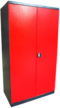 Dema Schrank XXL rot 110 x 192 x 58 cm (40913)