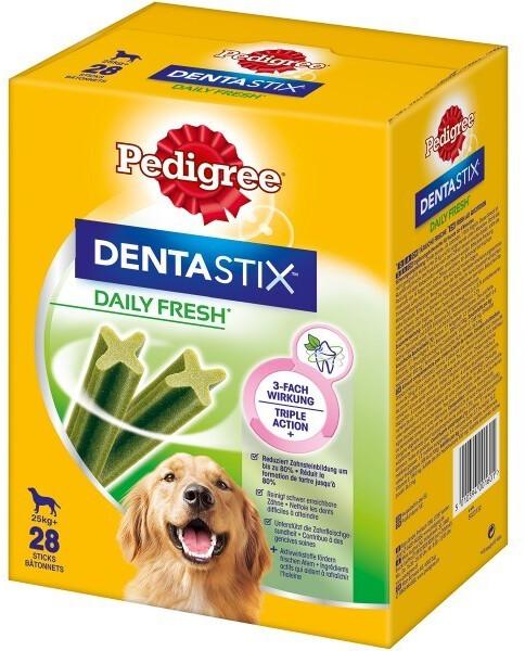 Pedigree DentaStix Fresh für große Hunde (28 Stk)