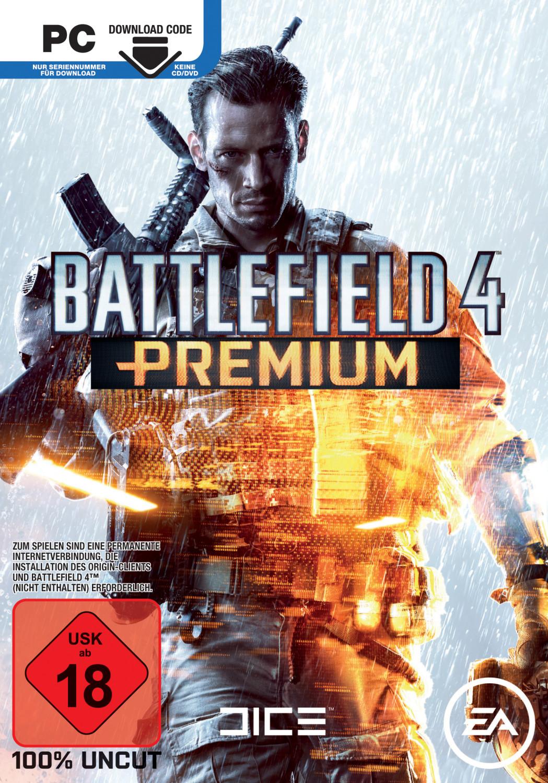 Battlefield 4: Premium (Add-On) (PC)