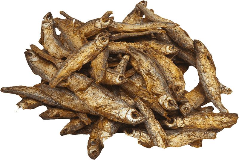 HEGA Fisch getrocknet 1kg