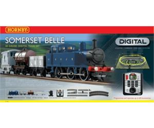 Hornby Digital Somerset Belle Train Set