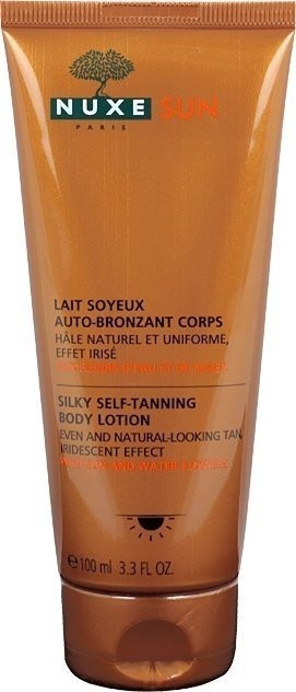 NUXE Silky Self-Tanning Body Lotion (100 ml)