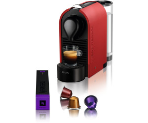 buy krups nespresso u from compare prices on. Black Bedroom Furniture Sets. Home Design Ideas
