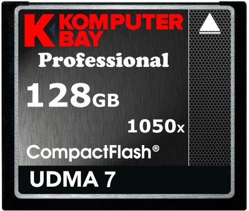 Komputerbay Compact Flash 128GB 1050X