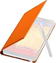 Samsung Flip Cover Wallet wild orange (Samsung ...