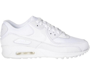 Nike Air Max 90 Essential all white ab 85,14 ? (Oktober 2019