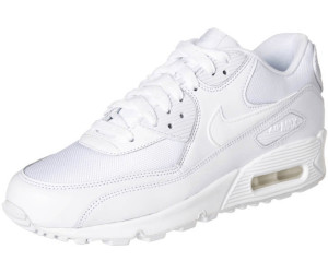 bab673c22e6ac Buy Nike Air Max 90 Essential all white from £89.99 – Best Deals on ...