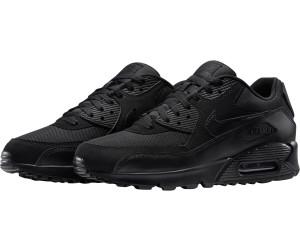 Nike Air Max 90 Essential all black (090) au meilleur prix sur ...