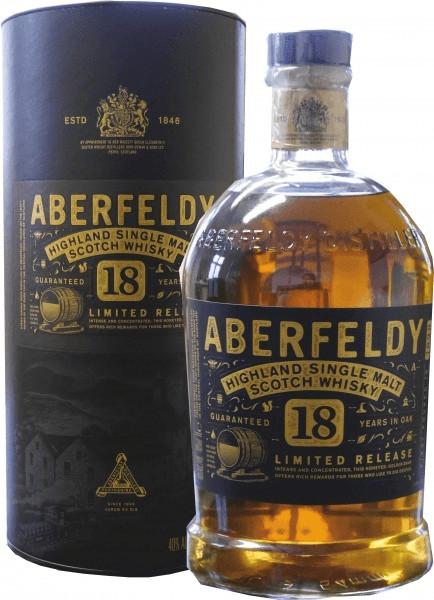 Aberfeldy 18 Jahre 1l 40%
