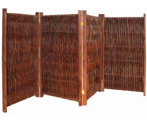 Noor Weiden-Paravent 150 x 240 cm ab 107,87 € | Preisvergleich bei ...