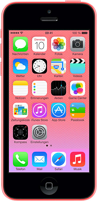 Image of Apple iPhone 5C 32GB Pink