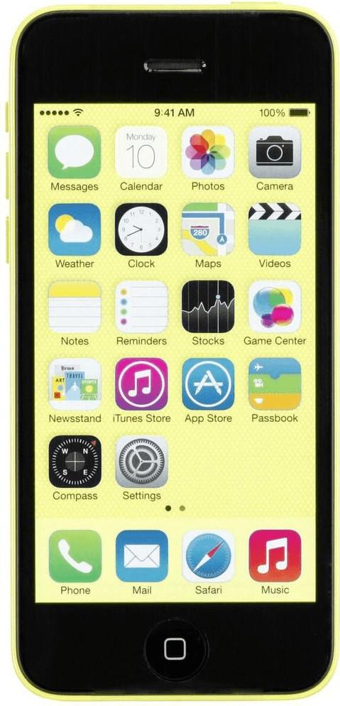 Image of Apple iPhone 5C 32GB Yellow