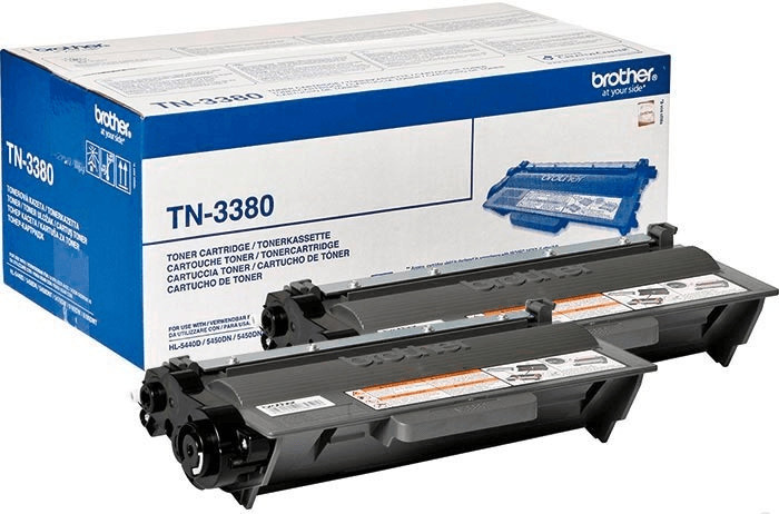 Brother TN-3380 Doppelpack