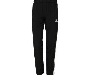 detailed pictures buying cheap various colors Adidas Essentials 3-Stripes Hose Herren offene Säume schwarz ...