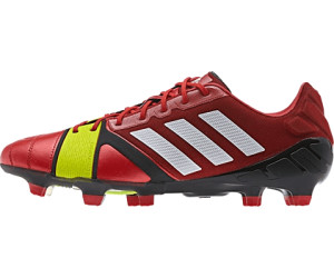 huge selection of 1b8d2 c0c29 Adidas Nitrocharge 1.0 TRX FG vivid red electricity running white