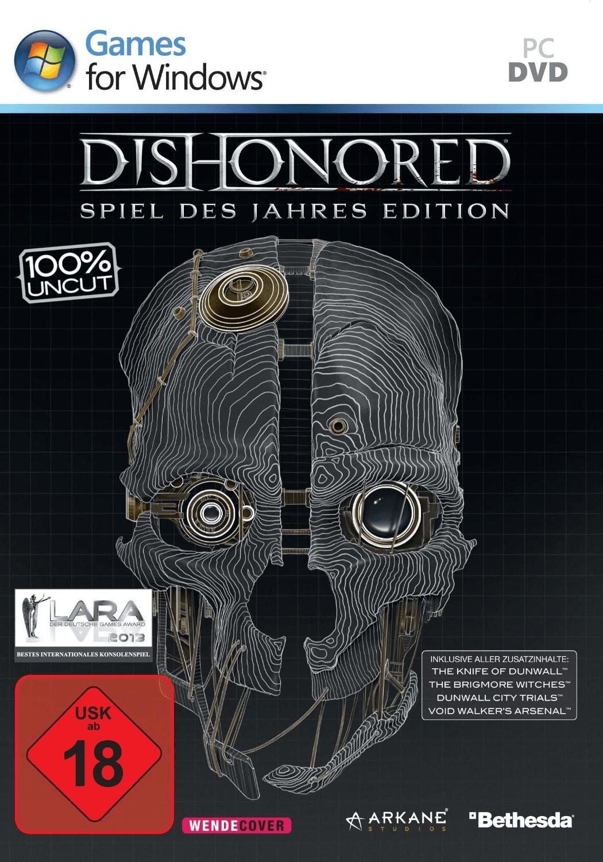 Dishonored: Spiel des Jahres Edition (PC)