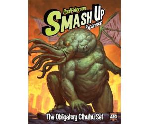 Image of Alderac Entertainment Group Smash Up - The Obligatory Cthulhu Set