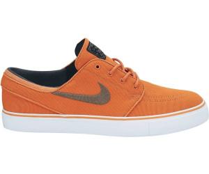 Beliebtheit Nike Zoom Stefan Janoski SB Herren Urban orangeolivschwarz Schuhe