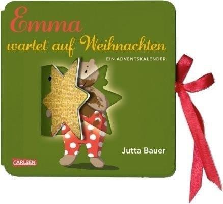 Carlsen Verlag Emma wartet auf Weihnachten: Ein Adventskalender