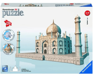 taj mahal 3d puzzle ravensburger