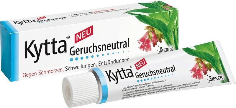Kytta geruchsneutral Creme (50 g)