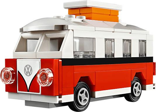 LEGO Creator - Mini VW T1 Camping-Car (40079)