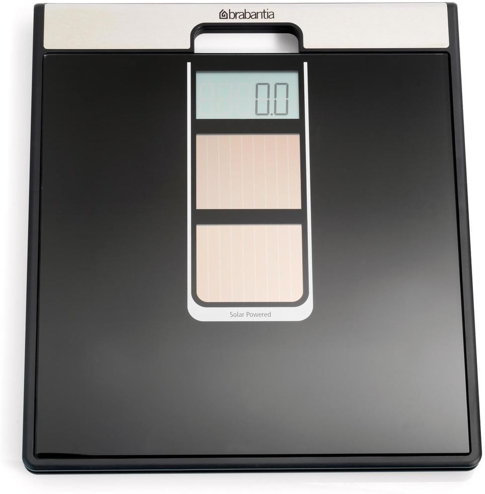 Image of Brabantia 481109 Solar Powered Bathroom Scales