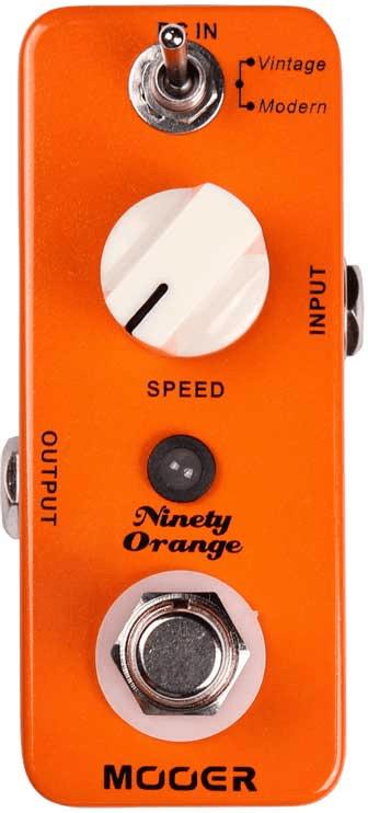 #Mooer Audio Ninety Orange#