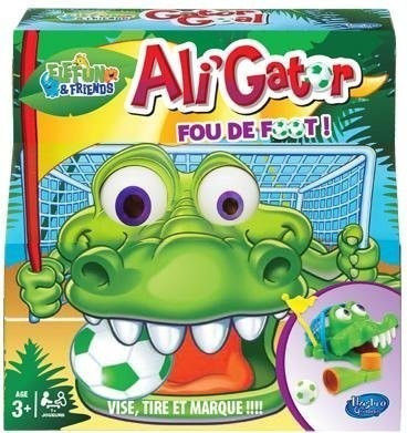 Image of Ali'Gator