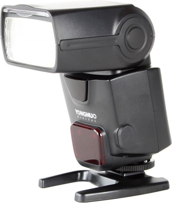 YONGNUO YN510EX universal Speedlite con mando a distancia inalámbrico para Canon, Nikon Cameras (Negro)