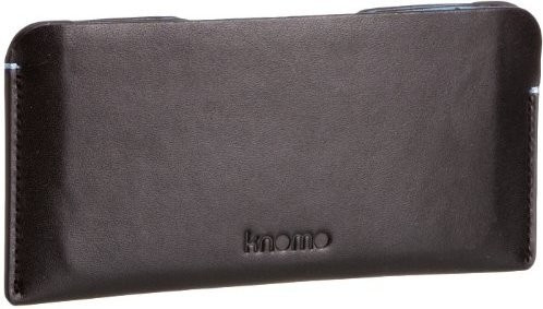 Knomo Wallet Card Leder Hülle (iPhone 5)