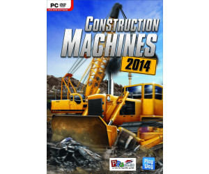 Image of Construction Machines 2014 (PC)