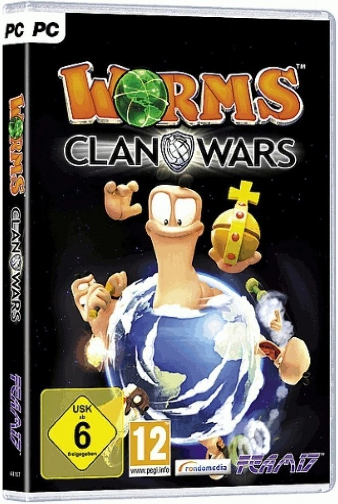 Worms: Clan Wars (PC)