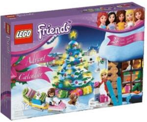 Calendario Avvento Kinder Prezzo.Lego Friends Calendario Dell Avvento A 16 52 Miglior
