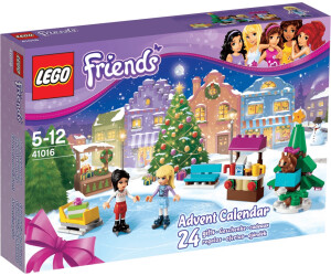 Calendrier Avent Lego Star Wars 2019.Buy Lego Friends Advent Calendar From 16 73 Today Best