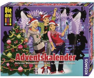 Mädchen Weihnachtskalender.Kosmos Die Drei Adventskalender Ab 5 29 Preisvergleich Bei