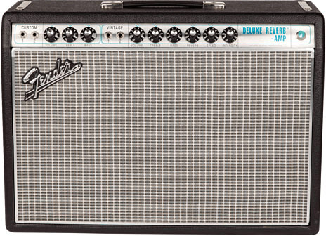 Image of Fender 68 Custom Deluxe Reverb