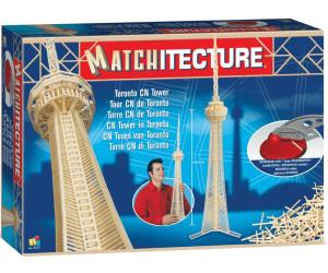 Bojeux Matchitecture - Toronto CN Tower