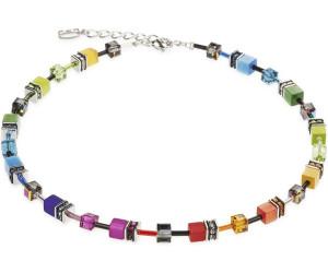 Geo cube collier multicolor k3986